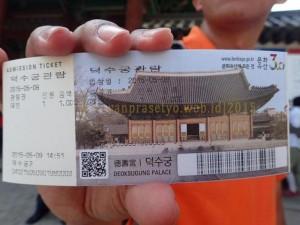 tiket masuk istana deoksugung
