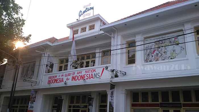 Galeri Antara Pasar Baroe