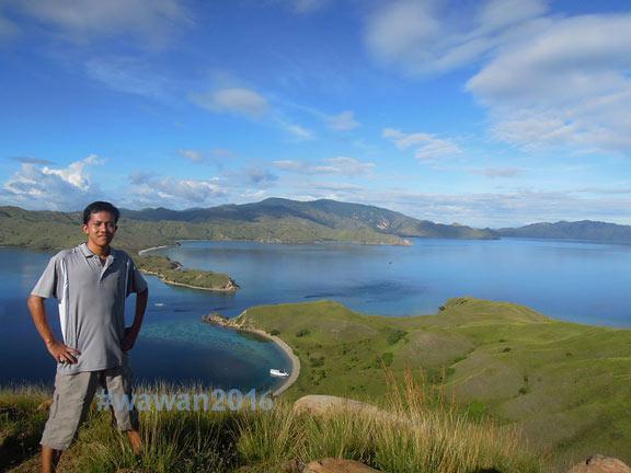Pulau Rinca - Rumahnya KomodoPulau Rinca - Rumahnya Komodo