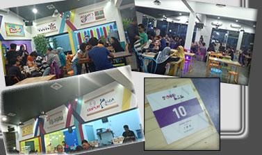 Warung Nagih dan Food Lab, Tendean