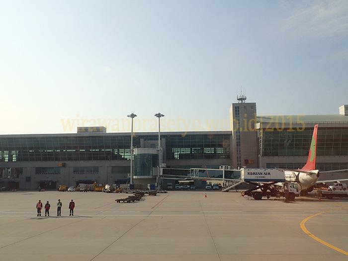Survey Korea Jepang : Yippie berhasil ke korea selatan tanpa visa