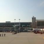 incheon airport at morning