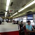 Alphine Route | Tetyama to Toyama Train