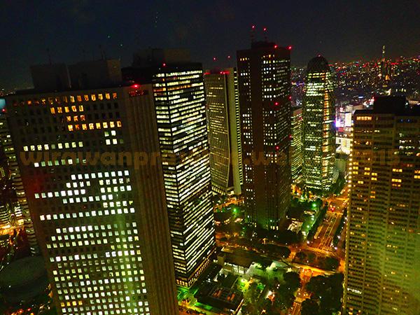 Survey Korea Jepang : Observatorium Deck Tokyo Goverment Tower