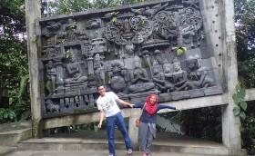 Musseum Ullen Sentalu Kaliuran Yogjakarta