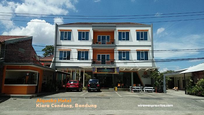 Alqueby hotel - Kiara Condong Bandung