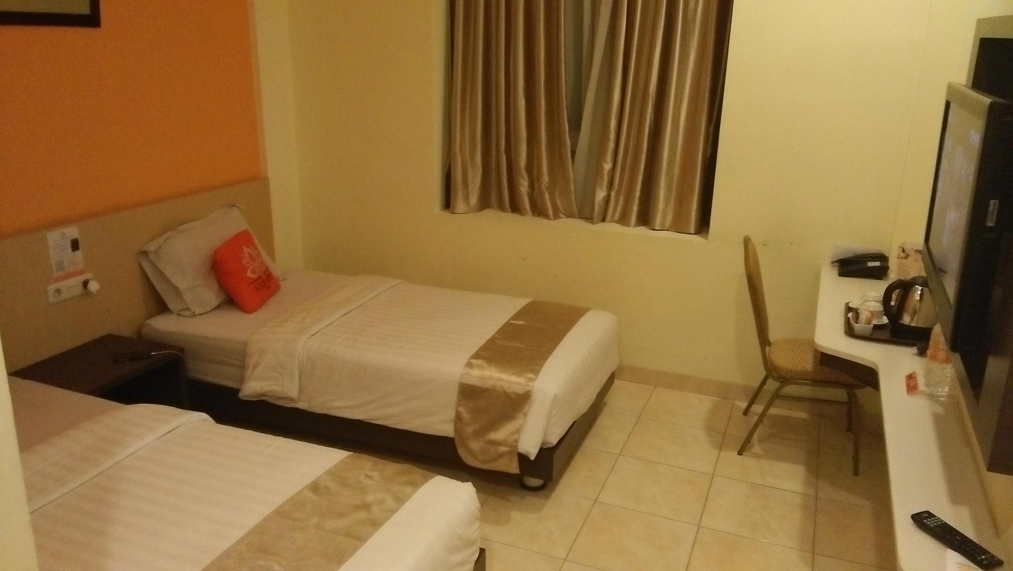 Kamar Alqueby hotel - Kiara Condong Bandung