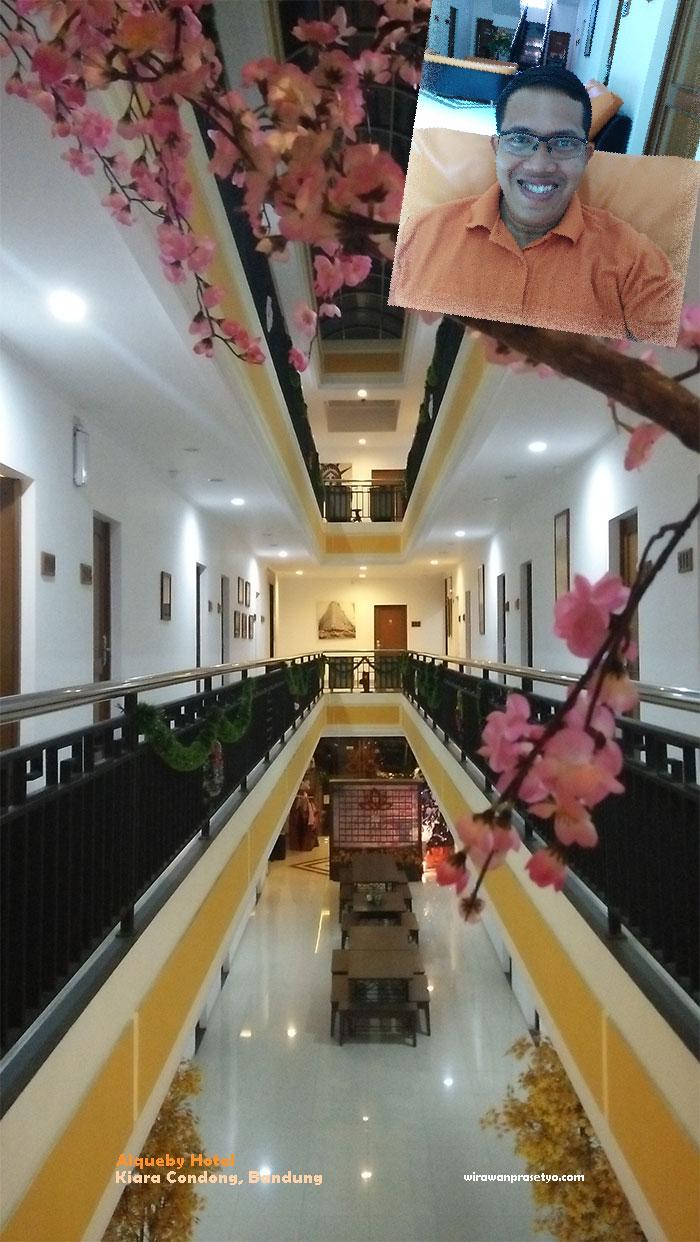Suasana Alqueby hotel - Kiara Condong Bandung