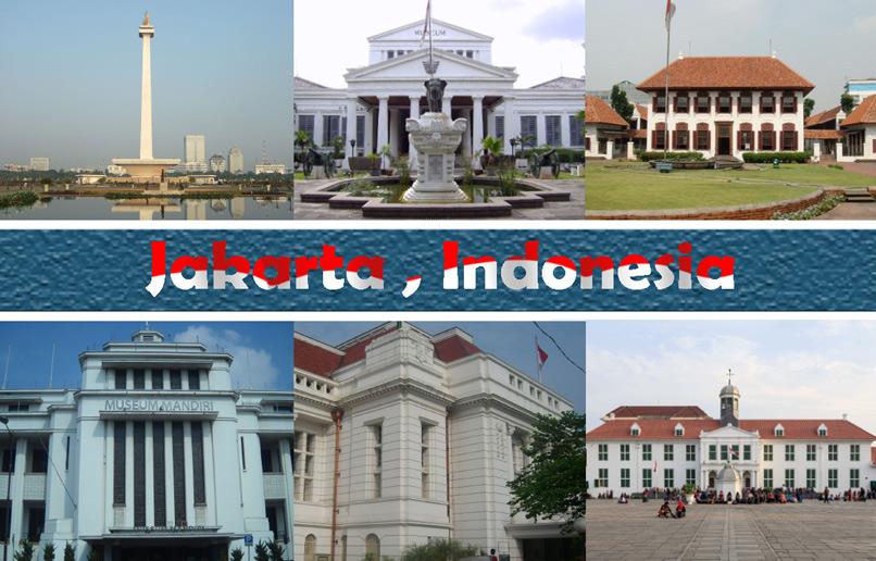Beberapa Objek Wisata bersejarah di Jakarta