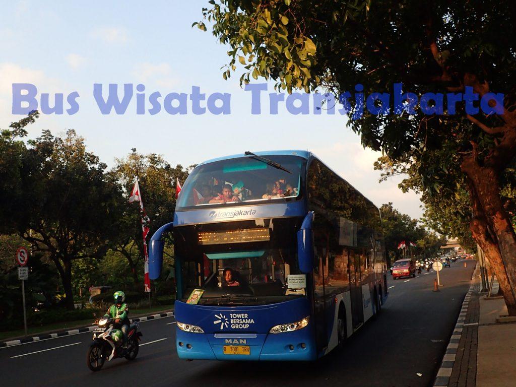 Transjakarta - Bus Wisata