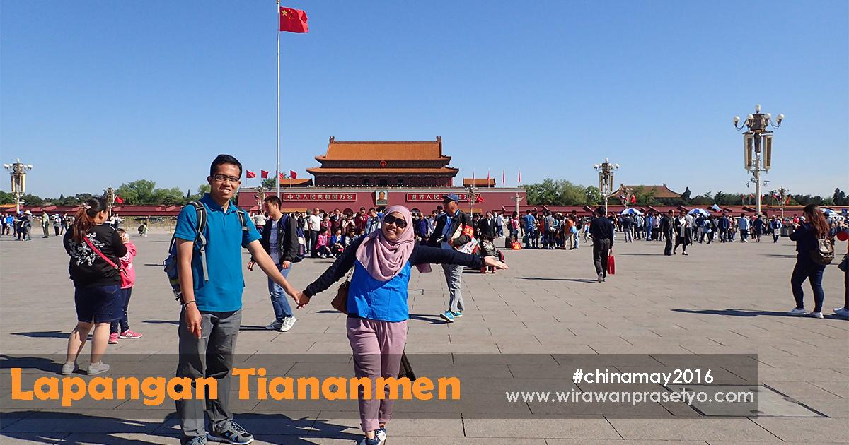 Chinammay2016 - Beijing Tiananmen