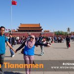 Chinamay2016 Beijing Tiananmen