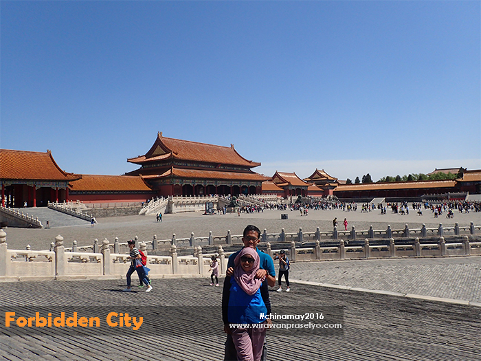 Chinamay2016 - Forbidden City