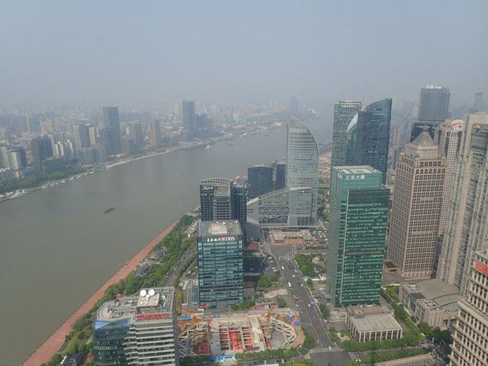 Oriental Tower Shanghai