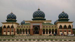 Masjid Sultan Syarif Hasyim -SIAK