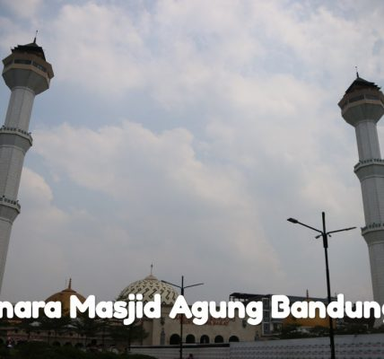Menara Masjid Agung Bandung